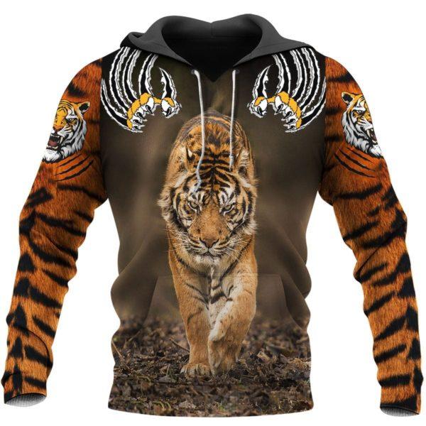 Sweat Tigre Marche Bestial