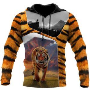 Sweat Tigre PRAIRIE