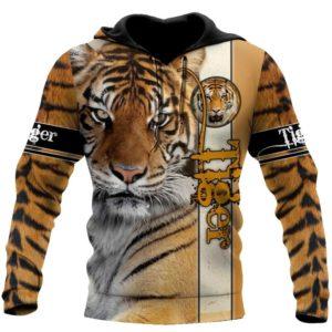Sweat Tigre Tiger Félin