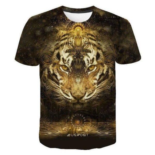 T-Shirt TIgre God Tiger