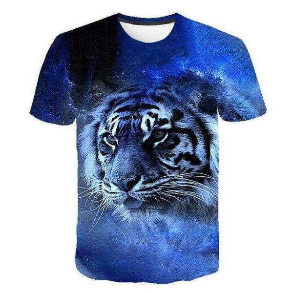 T-Shirt Tigre Arctique