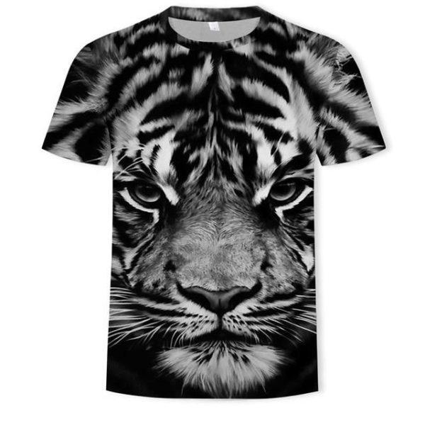 T-Shirt Tigre Bébé Head