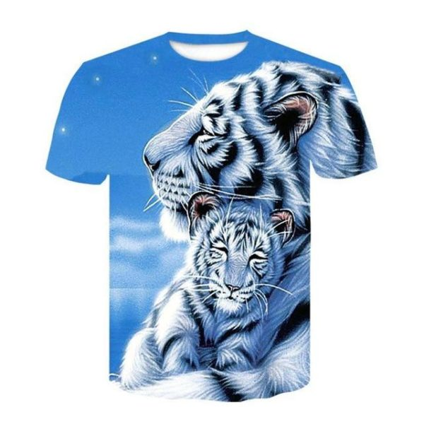 T-Shirt Tigre Calin