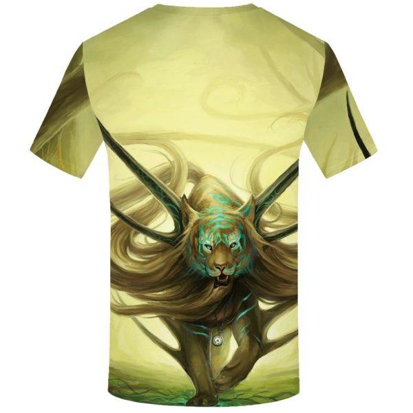 T-Shirt Tigre D'un Autre Monde