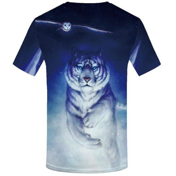 T-Shirt Tigre Rêve