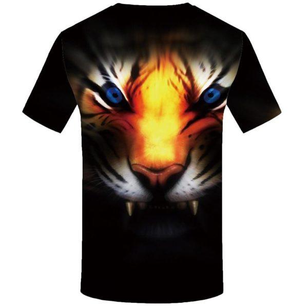 T-Shirt Tigre Eclairé