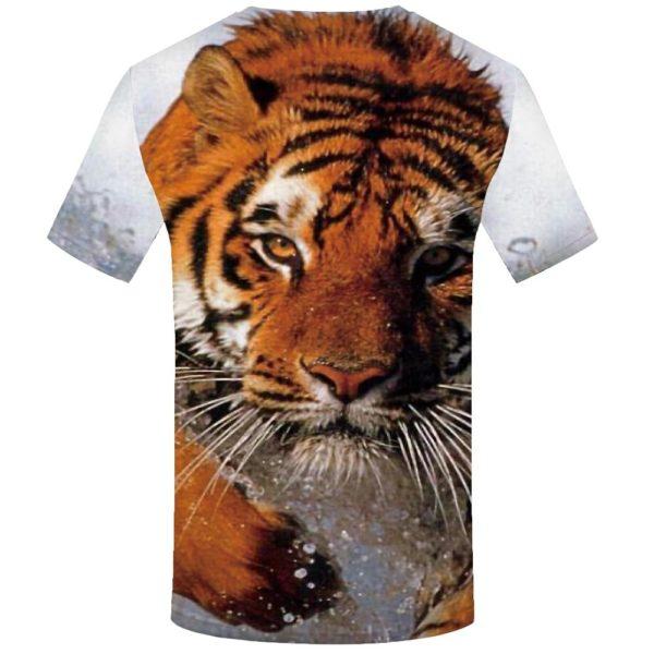 T-Shirt Tigre Gros Félin