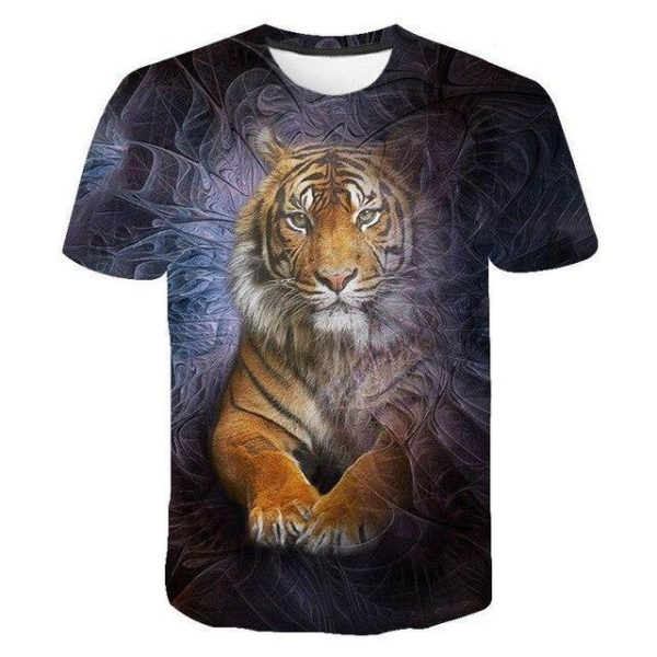 T-Shirt Tigre Le Mythe