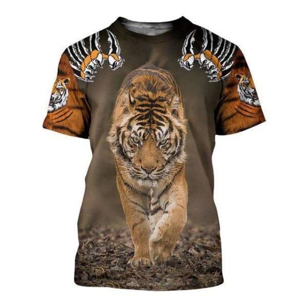 T-Shirt Tigre Marche Bestial