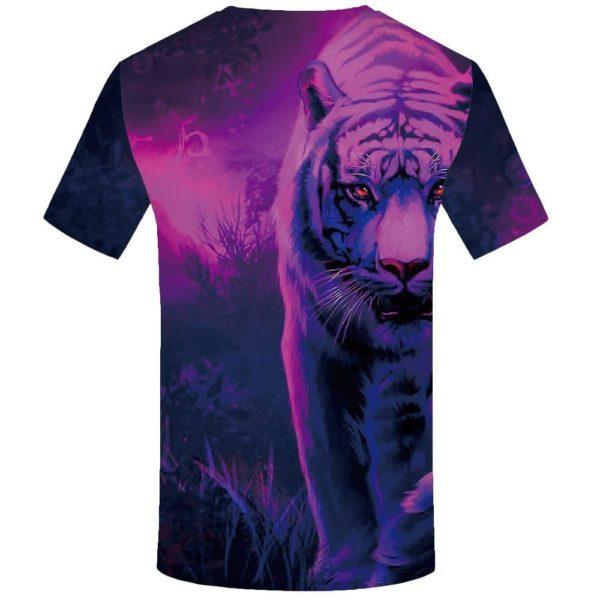 T-Shirt Tigre Seconde Dimension