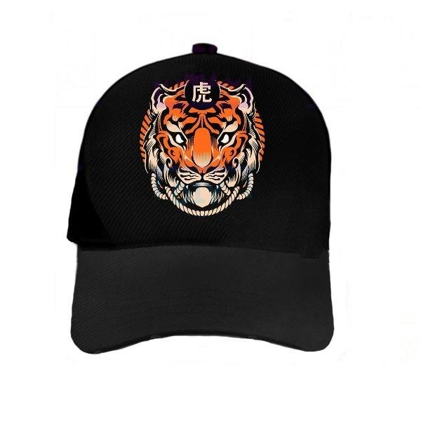 Casquette Tigre Symbole