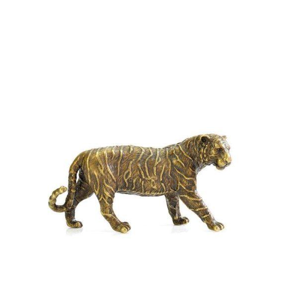 statue tigre fauve antique