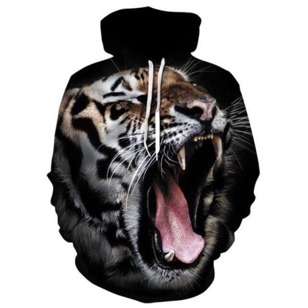 sweat tigre bebe