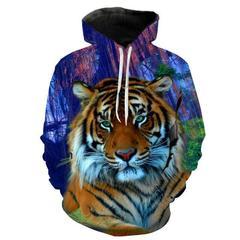 sweat tigre éclaircie du matin