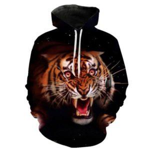 sweat tigre en furie