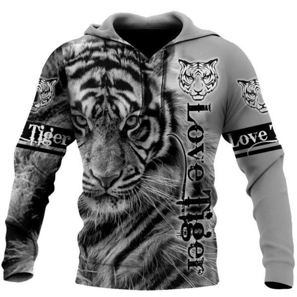 Sweat Tigre Love Tiger