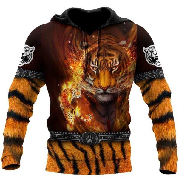 Sweat tigre master fire