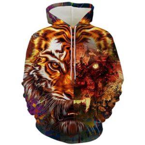 sweat tigre mi demon