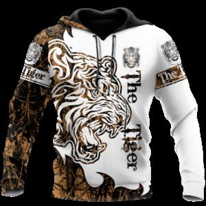 Sweat tigre the tiger