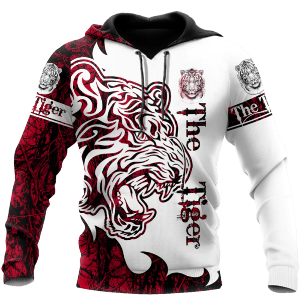 Sweat tigre the tiger red