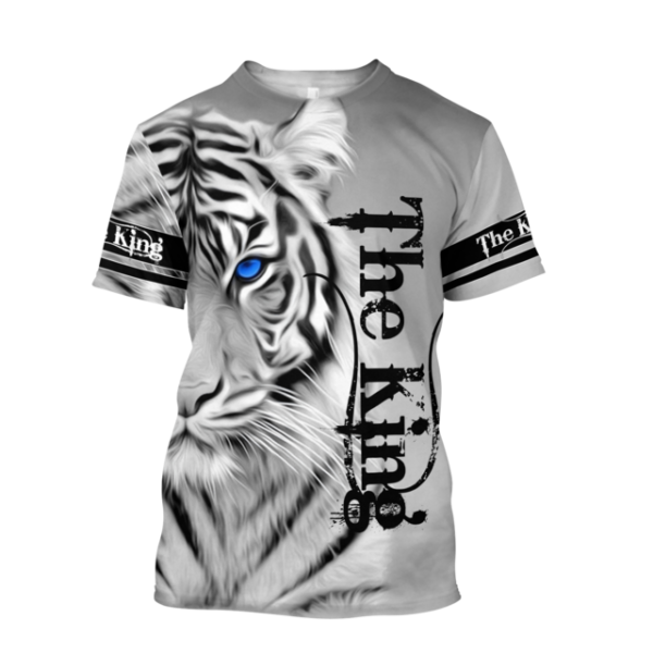 t-shirt tigre tiger king
