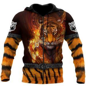 veste Tigre Master Fire