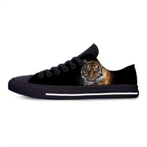 Chaussure Tigre Fauve