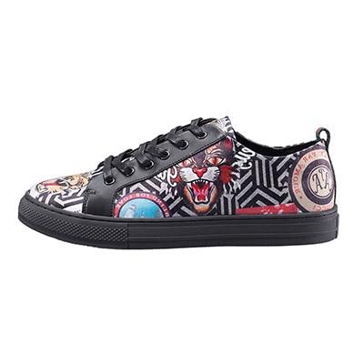 Chaussure Tigre Fashion Fauve
