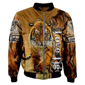 Veste Tigre Sauvage