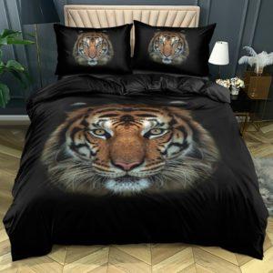 housse de couette tigre Animal Face
