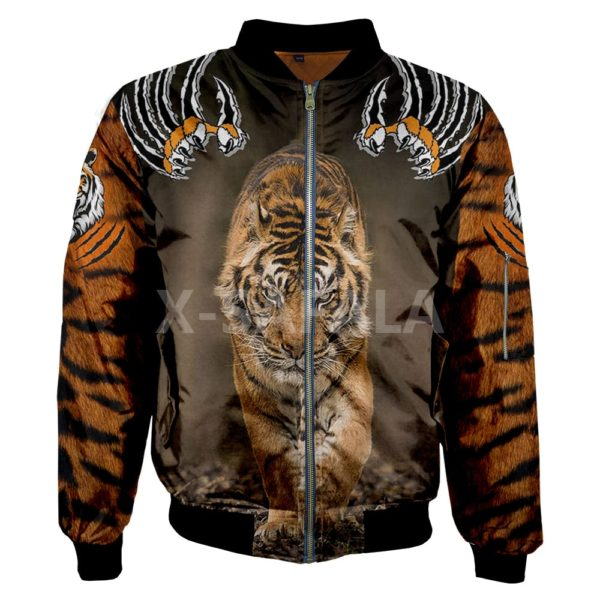 Veste Tigre Marche Bestial