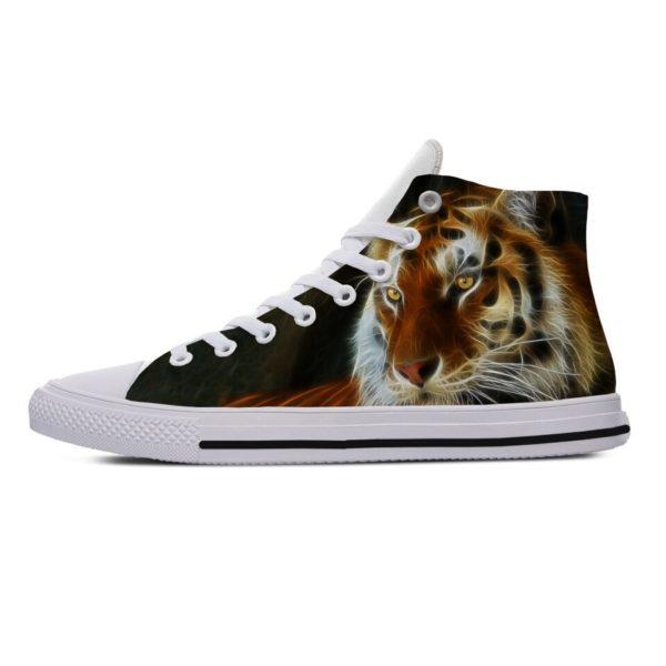 Chaussure Tigre Luminescent