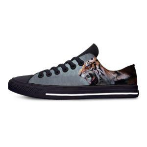 Chaussure Tigre Crocs Féroces