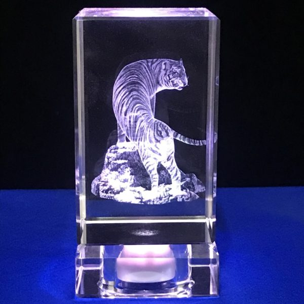 lampe tigre Domination