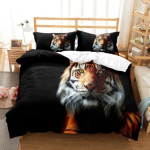 housse de couette tigre Belle Crinière