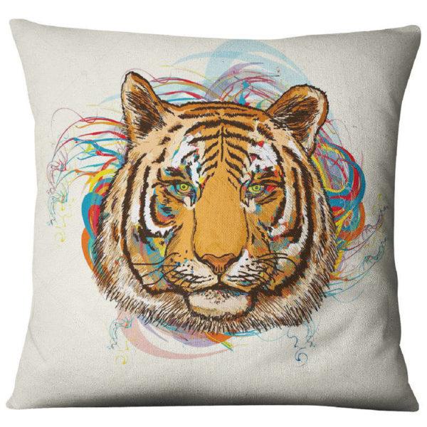 coussin tigre Picture Artistique