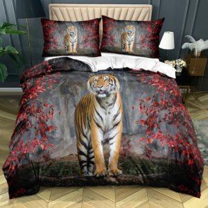 housse de couette tigre Sublime Environnement