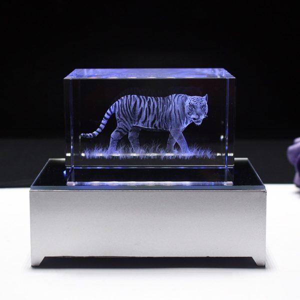 lampe tigre Fauve