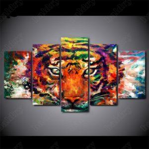 tableau tigre Fauve Picture