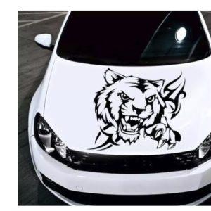 stickers tigre Tribal