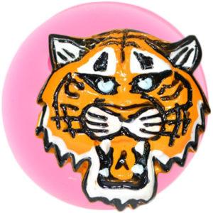Moule Gateau Tigre Fauve Emoticon