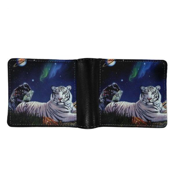 portefeuille tigre Aurore Boréale