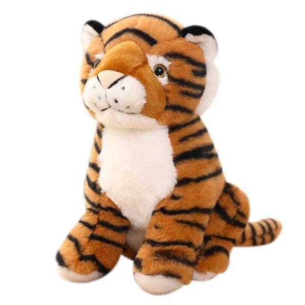 Peluche Tigre Gros Félin