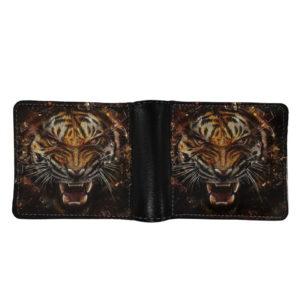 portefeuille tigre Explosion de Fureur