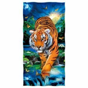 serviette tigre Picture