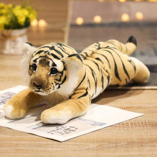 Peluche Tigre Petit Fauve