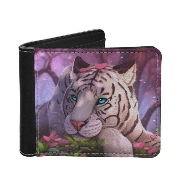 portefeuille tigre Paisible