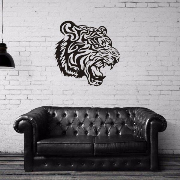 stickers tigre Bestial