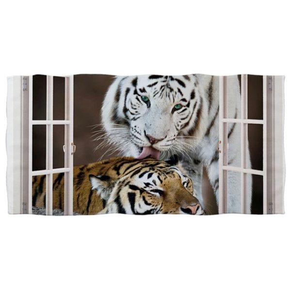 serviette tigre Complicité