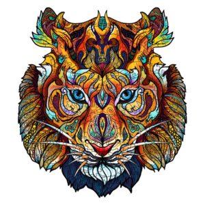 Puzzle Tigre Artistique